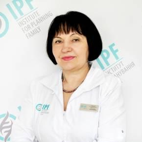 Остапенко Ольга Іванівна
