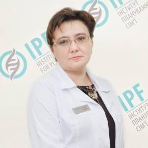 Стельмах Анна Орестовна