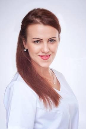 Бєлова Ольга Володимирівна