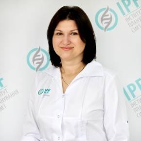 Корнієнко Світлана Михайлівна