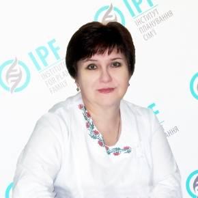 Жабченко Ирина Анатольевна